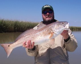 Deep Sea Offshore and Inshore Redfish Fishing Charters in Venice Louisiana