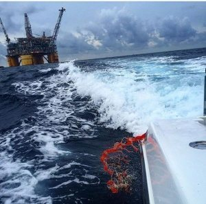 Deep Sea Offshore Rig Fishing Charters in Venice Louisiana
