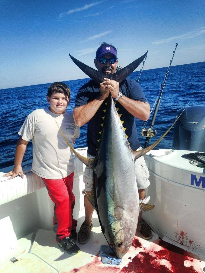 Deep sea fishing louisiana voodoo fishing charters photos for Deep sea fishing la