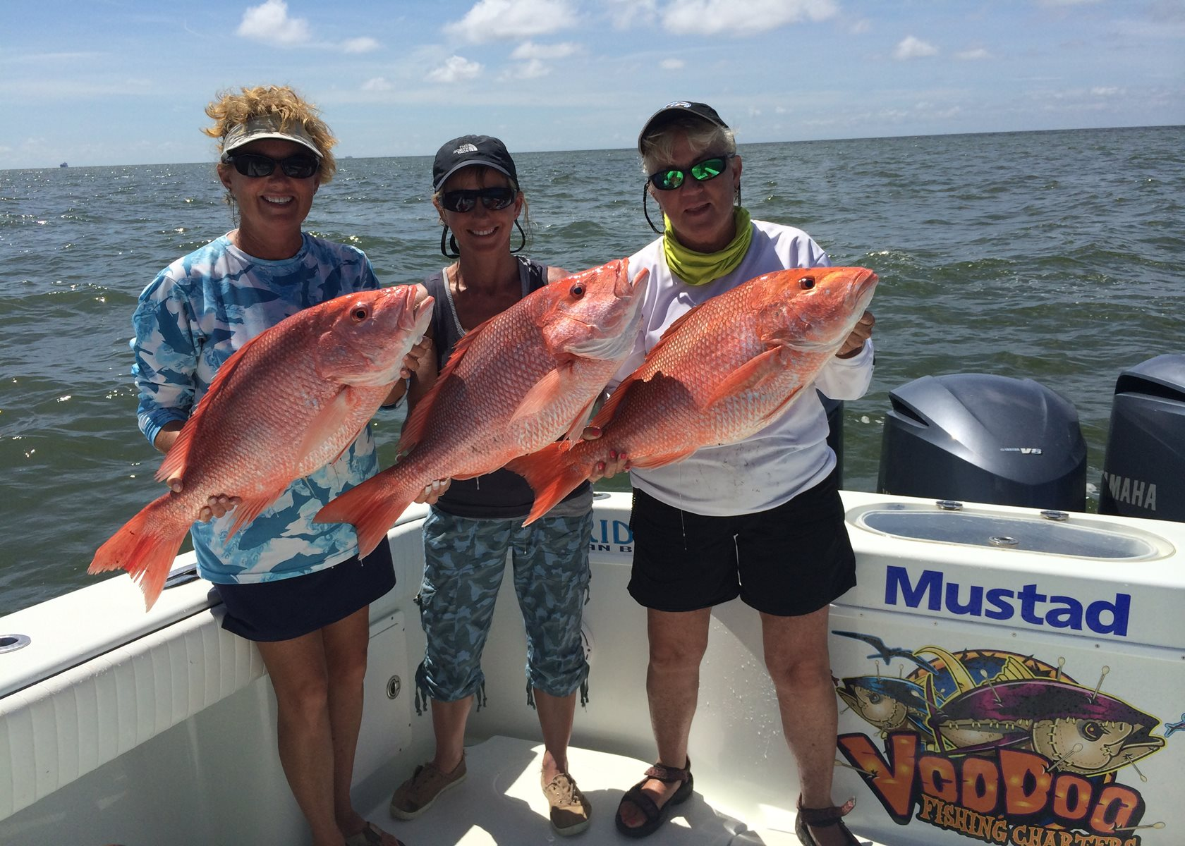 Deep Sea Fishing Louisiana | Voodoo Fishing Charters Photos