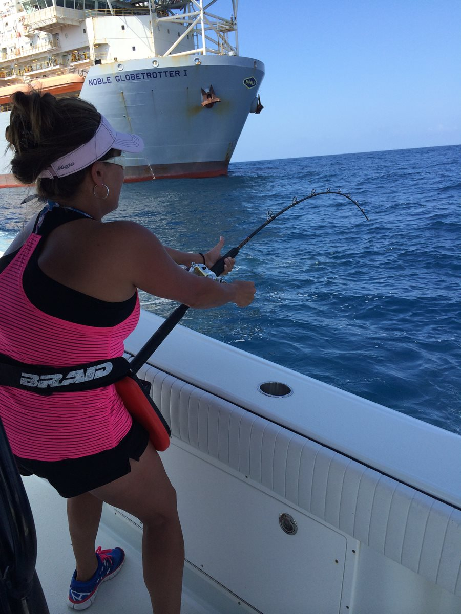 Deep sea fishing charter venice la for Venice louisiana fishing charters