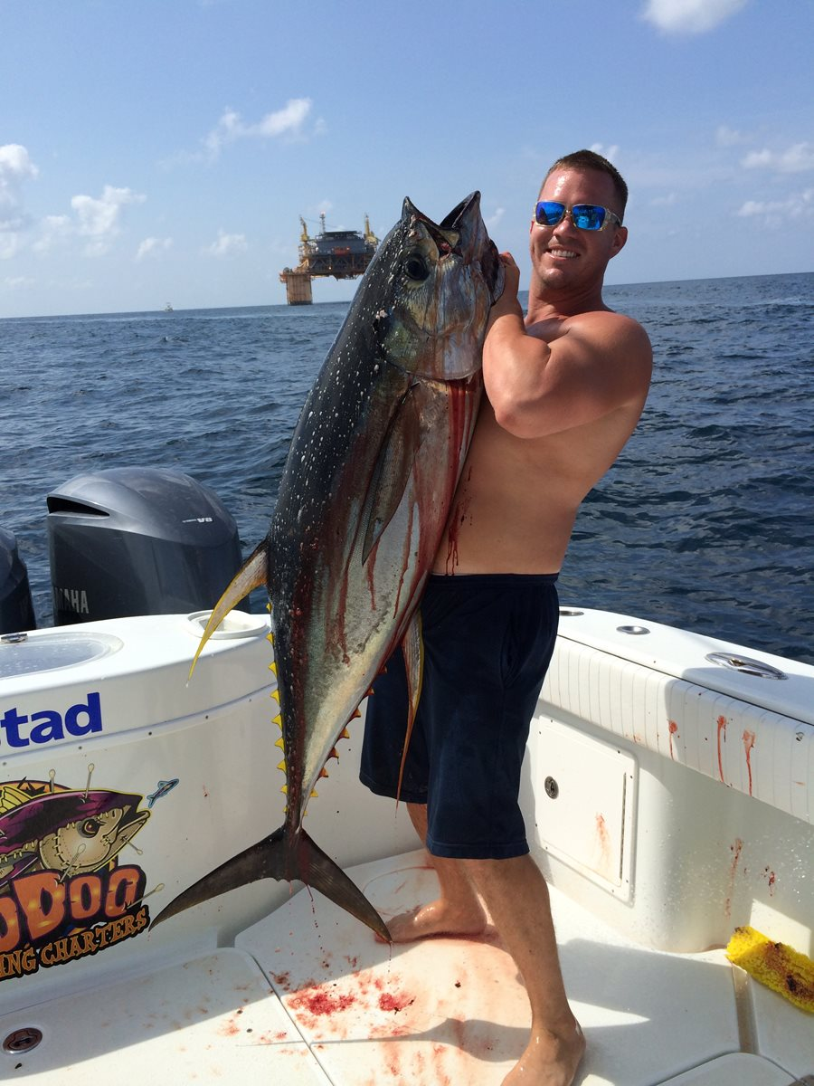 Tuna fishing trips venice la for La fishing charters