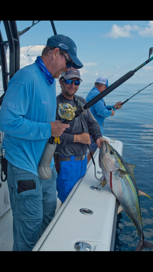 Venice offshore tuna fishing charters louisiana 8 for Venice fishing charters